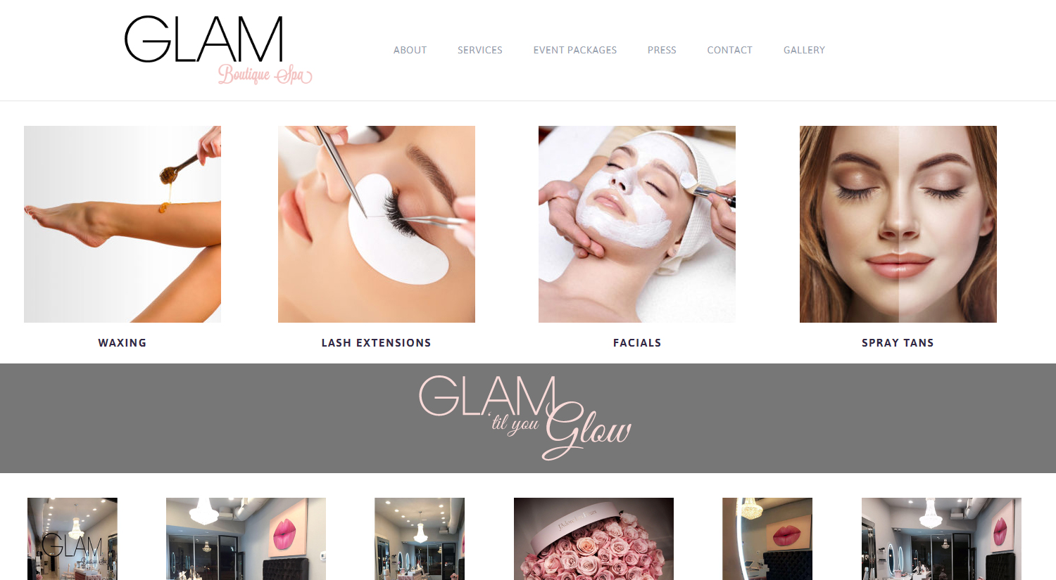 Glam Boutique Spa