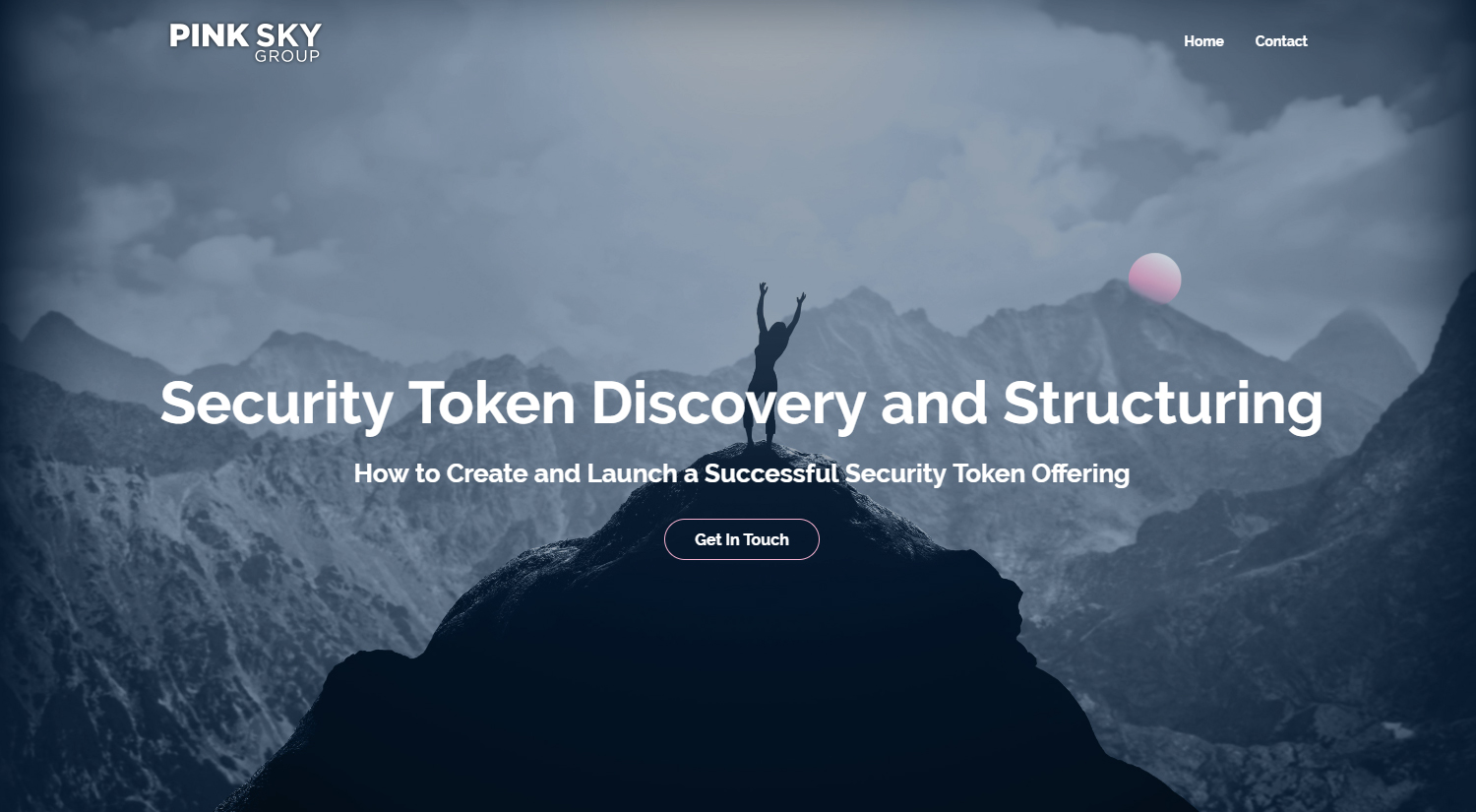 Pink Sky Group – Security Token Discovery