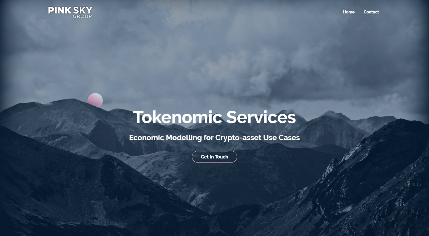 Pink Sky Group – Tokenomic Services